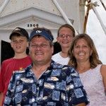 Family friendly vacation activity - Hillsboro Lighthouse tour