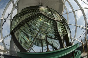 Fresnel Lens photo by Howard Ehrenberg