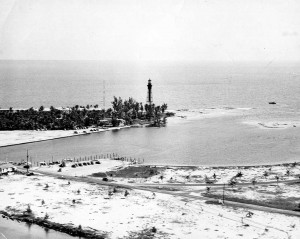 hillsboro inlet lighthouse 1950s